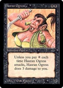 Hasran Ogress AN