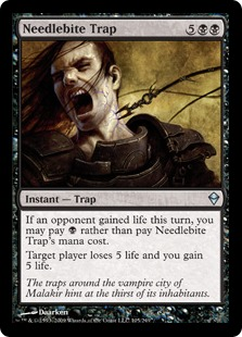 Needlebite Trap ZEN