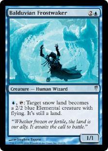 Balduvian Frostwaker CSP