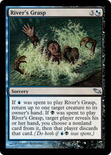 River's Grasp SHM
