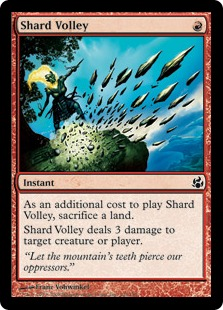 Shard Volley MOR