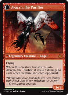 Avacyn, the Purifier SOI