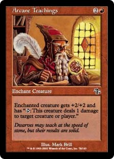 Arcane Teachings JUD