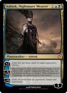 Ashiok, Nightmare Weaver THS