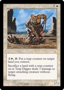 Trap Digger SCG