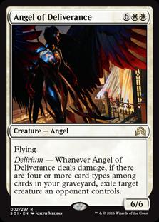 Angel of Deliverance SOI