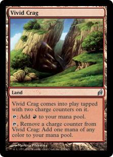 Vivid Crag LRW