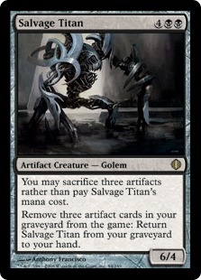 Salvage Titan ALA