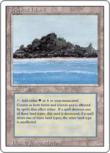 Tropical Island 3E