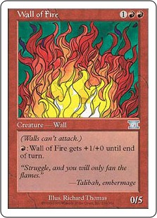 Wall of Fire 6E