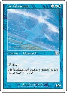 Air Elemental 6E