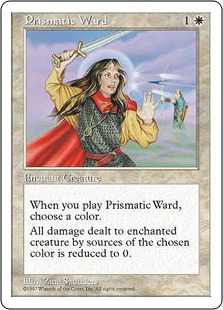 Prismatic Ward 5E