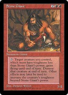 Stone Giant MED