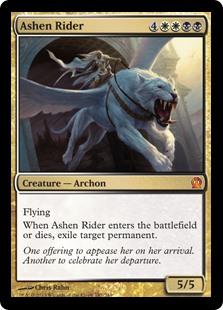 Ashen Rider THS