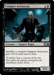 Vampire Aristocrat M10