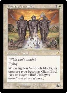 Ageless Sentinels SCG