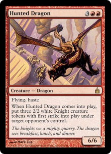 Hunted Dragon RAV