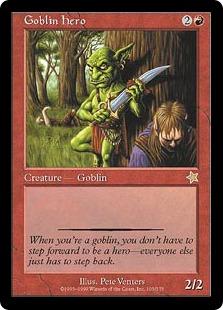 Goblin Hero St99