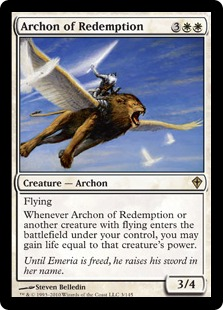 Archon of Redemption WWK