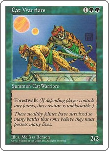 Cat Warriors 5