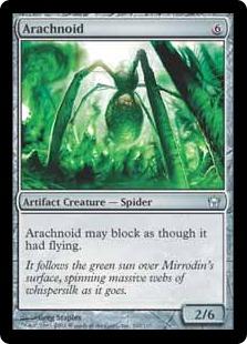 Arachnoid 5DN