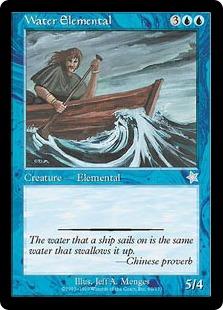 Water Elemental P3