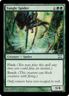 Tangle Spider 10E