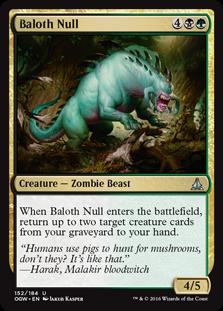 Baloth Null OGW