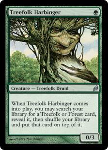 Treefolk Harbinger LRW
