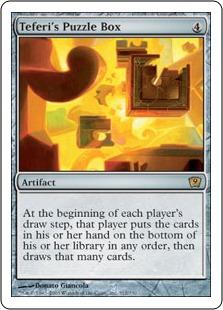 Teferi's Puzzle Box 9ED