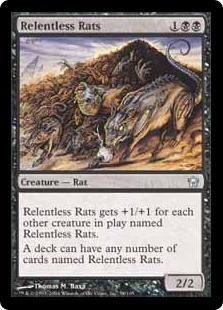Relentless Rats 5DN