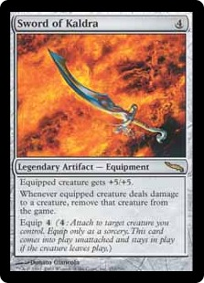 Equipment Magic The Gathering Wiki Fandom Powered By