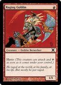 Raging Goblin 10E