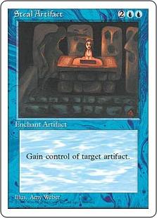 Steal Artifact 4E