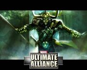 MARVEL ULTIMATE ALLIANCE loki1280