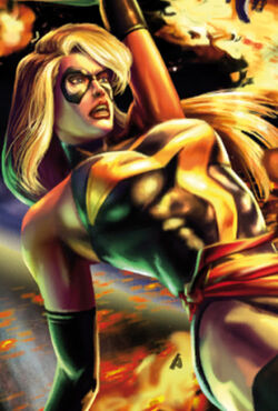 Ms. Marvel real