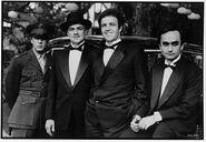 Jerry, Vito, Sonny and Fredo