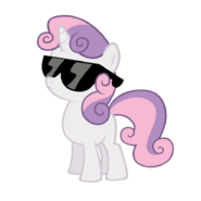 Sweetie Belle is AWESOME