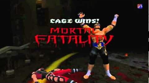 Mortal Kombat 8 - Fatalities