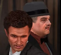 Sonny Corleone and Freak Willy