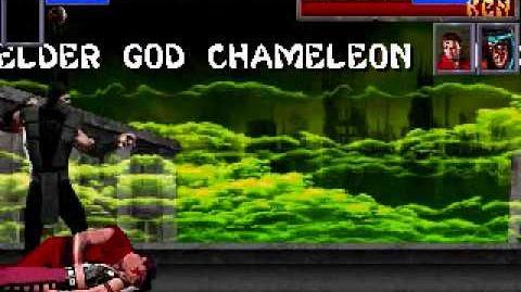 Elder God Chameleon?!