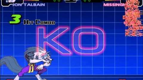 TBM Mugen Match 100 - Mugen Special Missingno