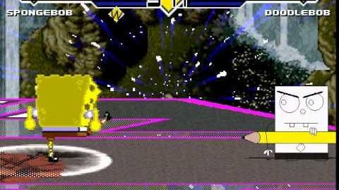 Mugen Spongebob VS Doddlebob