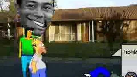 RDC Mugen Homer & Omega Tiger Woods Vs