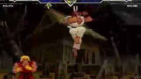 Evil Ken vs