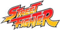 Street Fighter Logo title