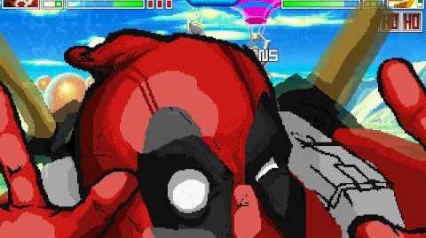 MUGEN Deadpool vs