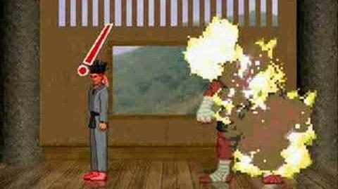 Evil Kung Fu Man Special Intros