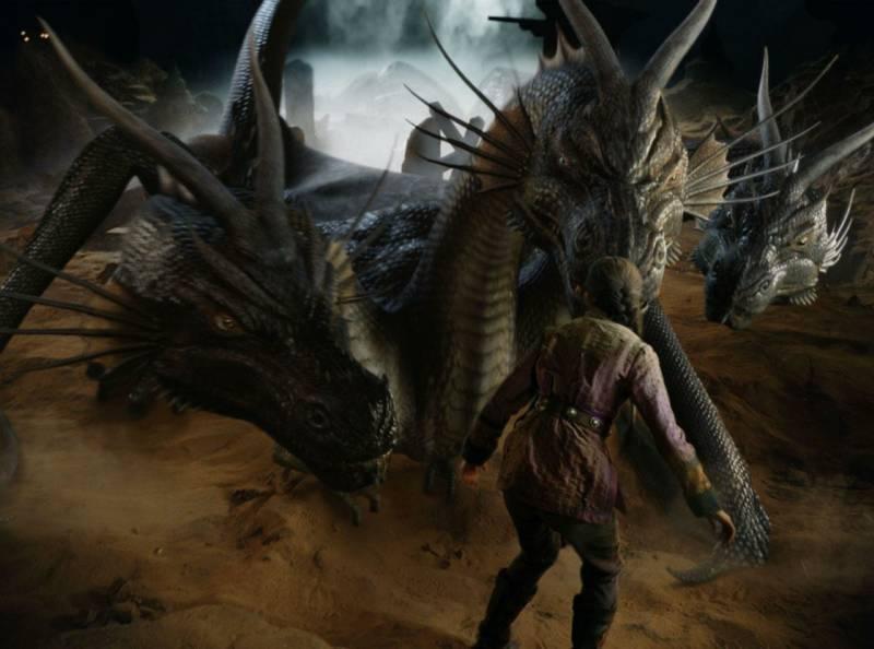 Dragon | Rickipedia: The Mummy Wiki | Fandom powered by Wikia
