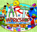Elmo's Art Workshop